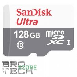 SCHEDA DI MEMORIA MICRO SD SANDISK 128 GB