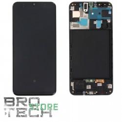 DISPLAY SAMSUNG A50 A505 BLACK SERVICE PACK