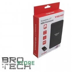 TECNO BOX PER HARD DISK 2.5 SATA USB 3.0