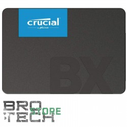 "HARD DISK 2,5"" STATO SOLIDO SSD CRUCIAL CT240BX500SSD1 240GB BX500 240GB SATA 3"