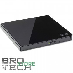 MASTERIZZATORE ESTERNO USB HITACHI LG GP57EB40 NERO BLACK