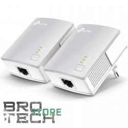POWER LINE TP-LINK TL-PA4010 AV600 STARTER KIT 600 MBPS