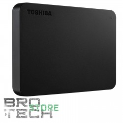 "HARD DISK ESTERNO TOSHIBA CANVIO BASICS 4TB 4000GB 2.5"" USB 3.0"