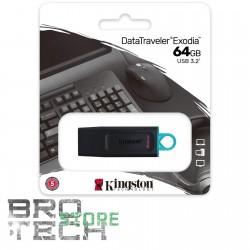 PEN DRIVE USB KINGSTON 3.2 64GB