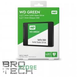 """HARD DISK 2.5"""" SSD WESTERN DIGITAL WDS480G2G0A WD GREEN 480GB M.2 2280 SATA"""