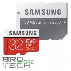 SCHEDA DI MEMORIA SDXC SAMSUNG EVO PLUS 32GB