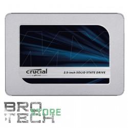 """SSD 2.5"""" CRUCIAL CT1000MX500SSD 1000GB 1TB MX500"""