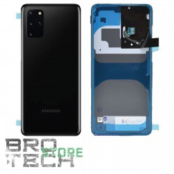 BACK COVER GLASS SAMSUNG S20+ G985F BLACK