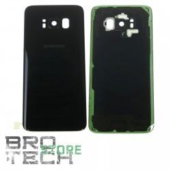BACK COVER GLASS SAMSUNG S8 G950 BLACK