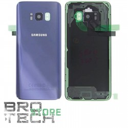 BACK COVER GLASS SAMSUNG S8 G950 ORCHID GRAY