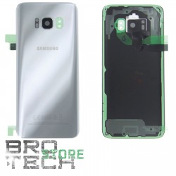 BACK COVER GLASS SAMSUNG S8 G950 SILVER