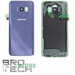 BACK COVER GLASS SAMSUNG S8+ G955 ORCHID GRAY
