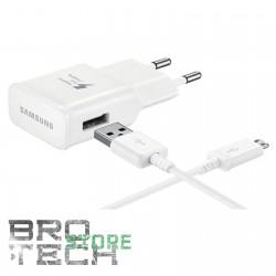 CARICABATTERIE FAST MICRO USB SAMSUNG EP-TA20EWEUGWW