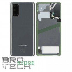 BACK COVER GLASS SAMSUNG S20 G980 GRAY