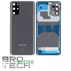 BACK COVER GLASS SAMSUNG S20+ G985F GREY
