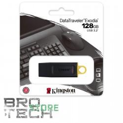 PEN DRIVE USB KINGSTON 3.2 128GB