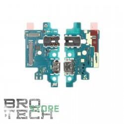 PCB DOCK CONNETTORE MICROFONO AUX SAMSUNG A40 A405