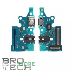 PCB DOCK CONNETTORE MICROFONO AUX SAMSUNG A715 A71