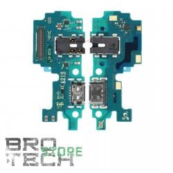 PCB DOCK CONNETTORE MICROFONO AUX SAMSUNG A21S A217