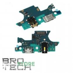 PCB DOCK CONNETTORE MICROFONO AUX SAMSUNG A7 2018 A750