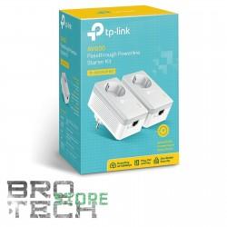 POWERLINE TP-LINK TL-PA4010P KIT 2ER AV600 600MBIT/S DLAN LAN